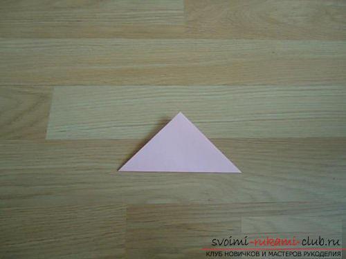 Бесплатные мастер классы по созданию модульных шаров оригами, пошаговые фото и описание.. Фото №3