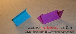 Бесплатные мастер классы по созданию модульных шаров оригами, пошаговые фото и описание.. Фото №56