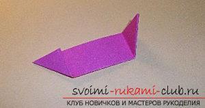 Бесплатные мастер классы по созданию модульных шаров оригами, пошаговые фото и описание.. Фото №54