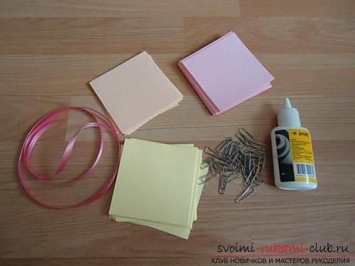 Бесплатные мастер классы по созданию модульных шаров оригами, пошаговые фото и описание.. Фото №2