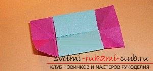 Бесплатные мастер классы по созданию модульных шаров оригами, пошаговые фото и описание.. Фото №58