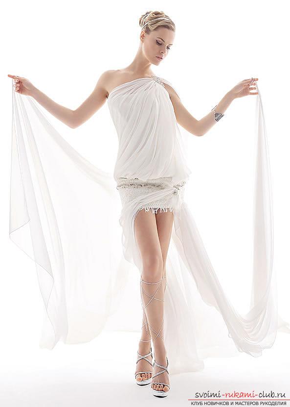 фото-инструкция для пошива платья. Фото №5