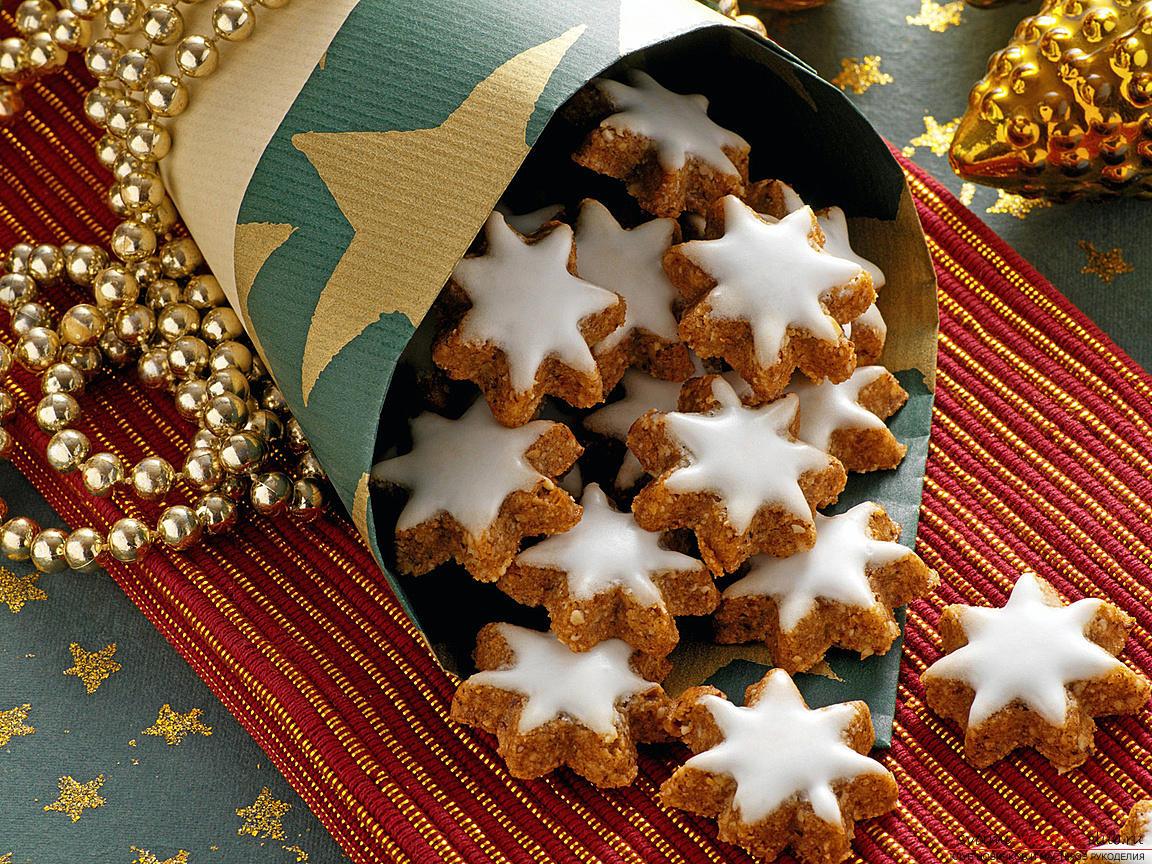 Рождественское печенье для Санта-клауса - выпечка печенья своими руками. Фото №2