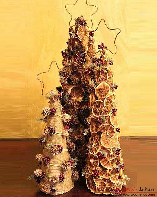 Новогодний дом своими руками, новогодние украшения своими руками, идеи различных украшений на Новый год своими руками, советы, инструкции, а также пошаговые фото с описанием.. Фото №4