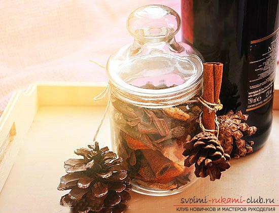 Новогодние подарки, новогодние поделки своими руками, сувениры своими руками, как сделать подарок на Новый год, идеи новогодних подарков своими руками.. Фото №1