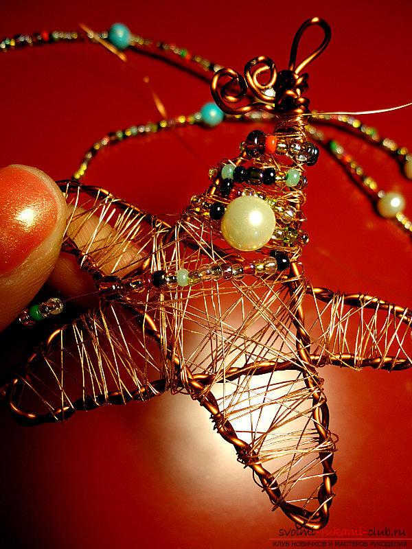 Новогодний дом своими руками, новогодние украшения своими руками, идеи различных украшений на Новый год своими руками, советы, инструкции, а также пошаговые фото с описанием.. Фото №22