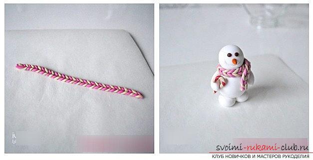 Фигурку снеговика