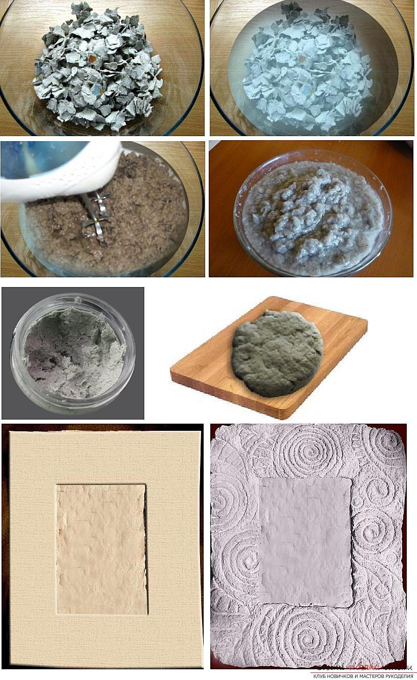 Как сделать из папье маше в разных техниках предметы декора интерьера: вазы, тарелку и рамку для фото, маску в венецианском стиле для вечеринок, пошаговые фото и подробное описание работы. Фото №15