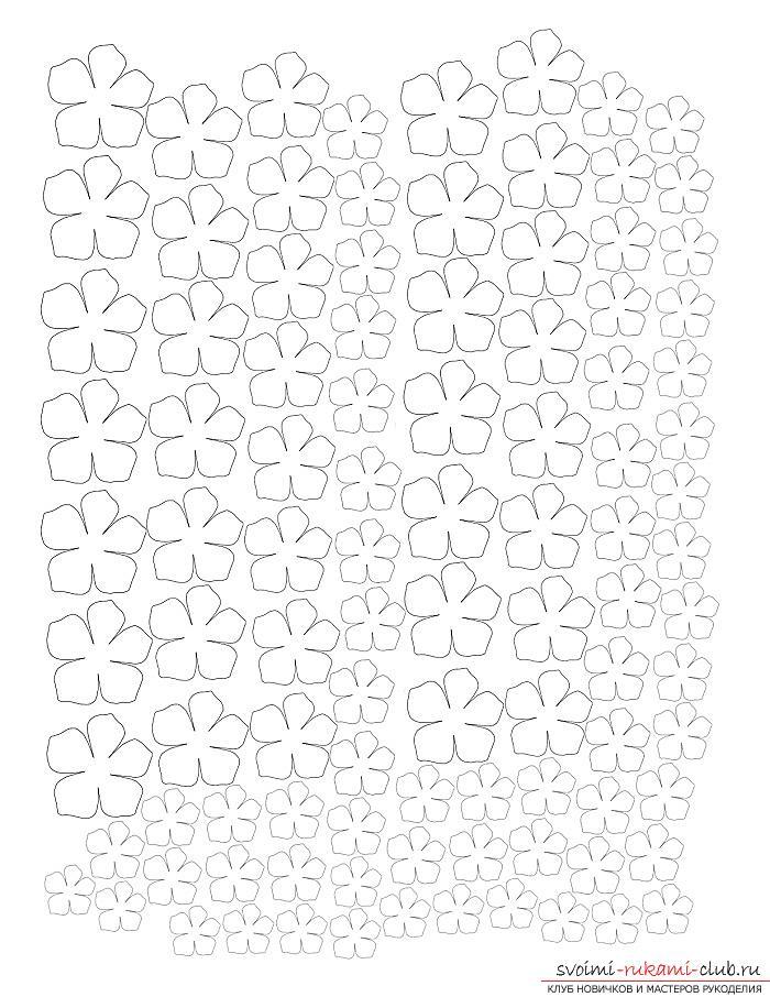 Как сделать плоскую и объемную аппликацию из цветной бумаги, различные виды аппликаций и пошаговые фото создания поделок. Фото №11