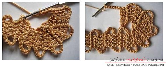 Принципы и приемы вязания в технике брюггского кружева крючком с фото и описанием