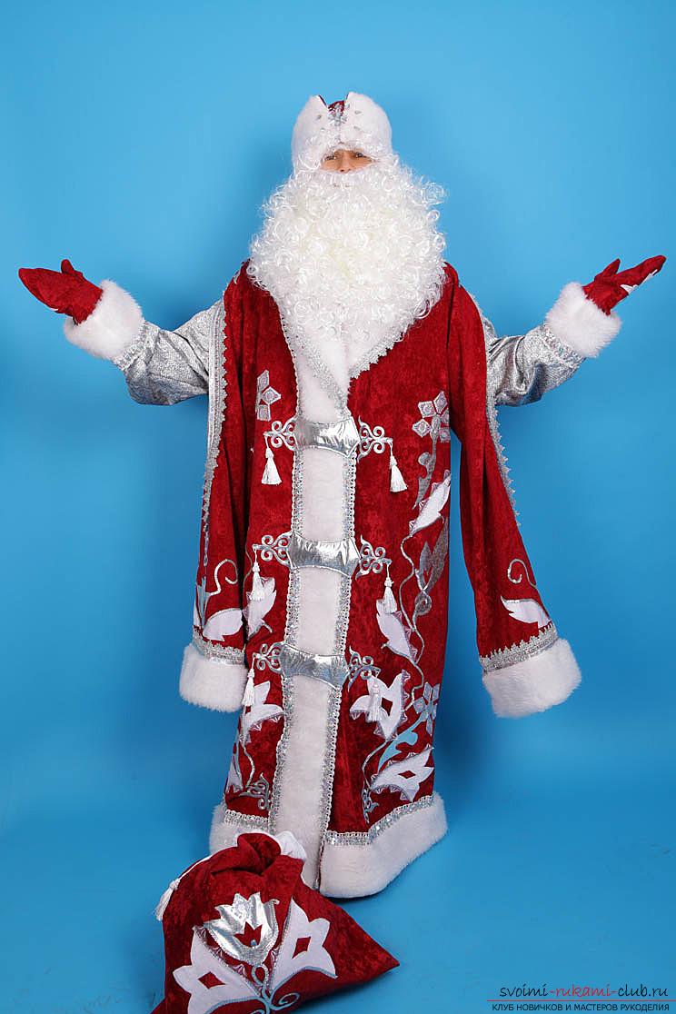 Шьём новогодний костюм