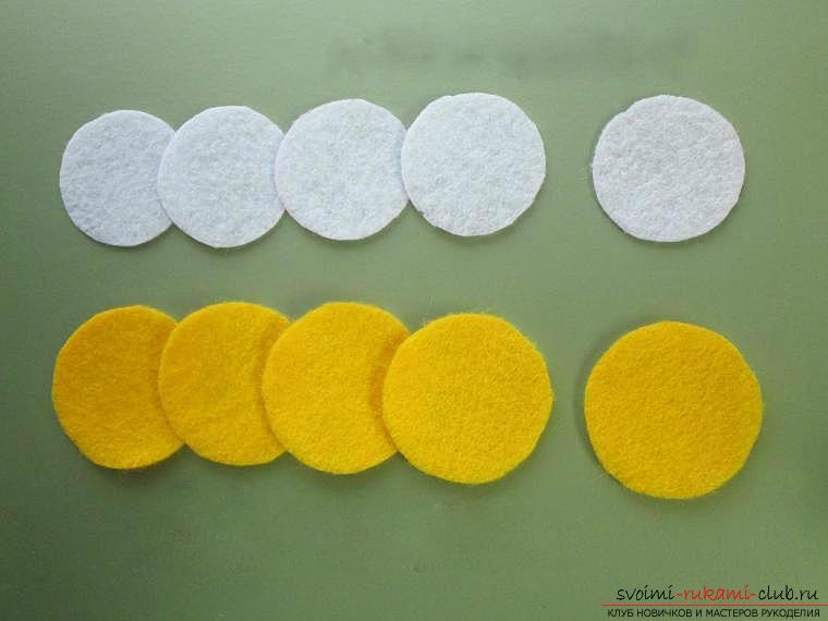 Как сделать бантики канзаши своими руками, подробные мастер классы с пошаговыми фото. Фото №27