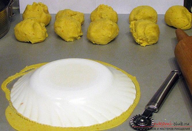 Выпечка новогоднего торта Апельсин и рецепты - мастер класс выпечки тортов