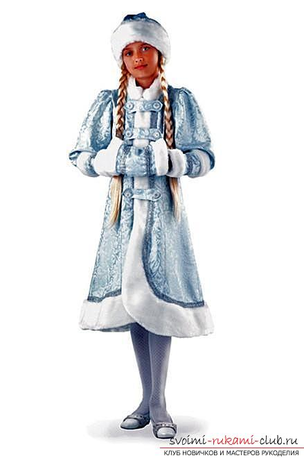Идеи для детского костюма на новый год