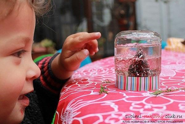 Детские новогодние поделки мз вспененного полиэтилена