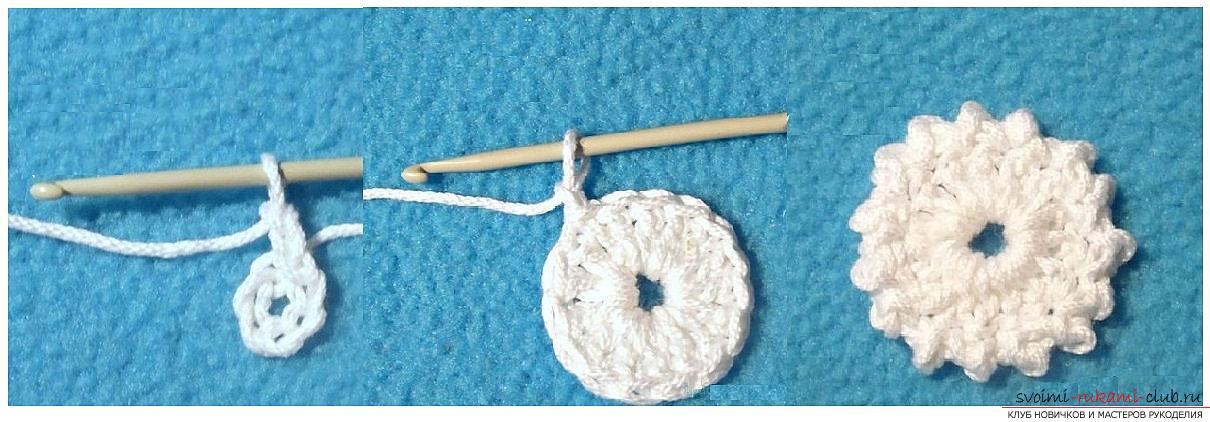 Как связать крючком пинетки в виде кедов, пошаговые фото, схемы и подробное описание двух вариантов вязания пинеток для малышей. Фото №7