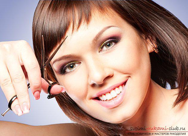 Как сделать укладку волос своими руками