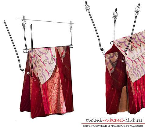 Необычные элементы декора, как сделать подвесной вигвам своими руками, пошаговая инструкция