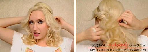 Прическа в греческом стиле на средние волосы, инструкция по созданию греческой прически своими руками.. Фото №1