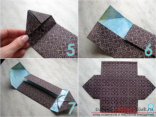 Как сделать прикольный конверт своими руками и быстро
