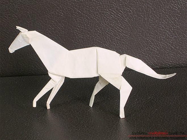 Техника простого оригами