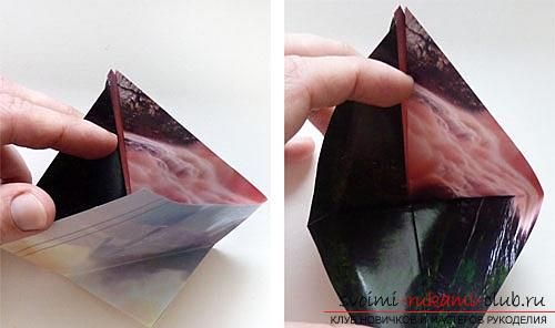 Как создать своими руками поделку в технике оригами для детей возрастом 9 лет.. Фото №16