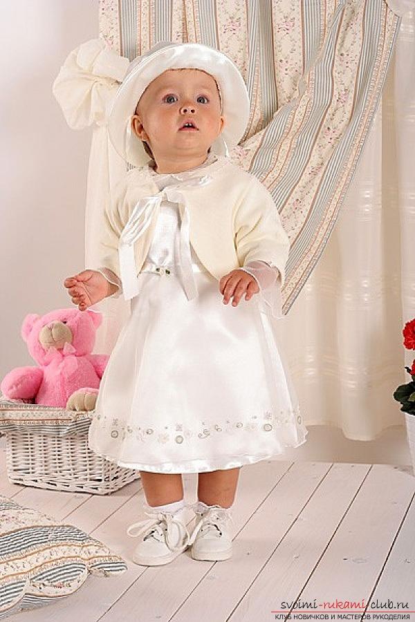 Как сделать платье для дочки или девочки своими руками: фотографии и советы.. Фото №3