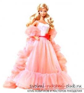 Выкройки для платьев к куклам 108