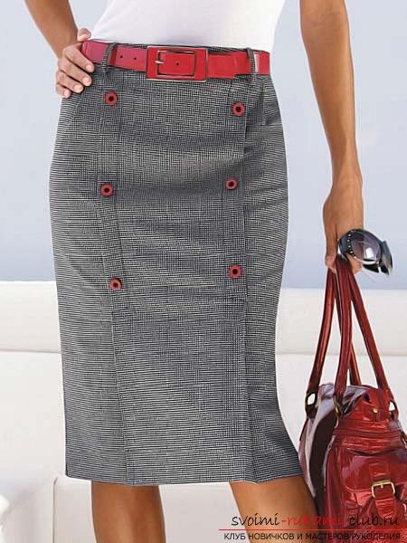 Выкройки женских юбок. Сшить юбку