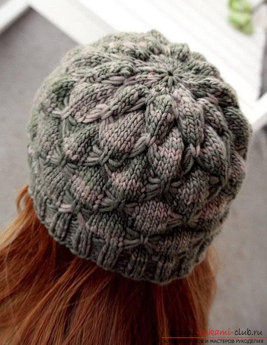 и помечено как: вязаная шапка и шарф, вязание шапок, вязание шапок спицами, вязаные шапки, вязаные шапки спицами