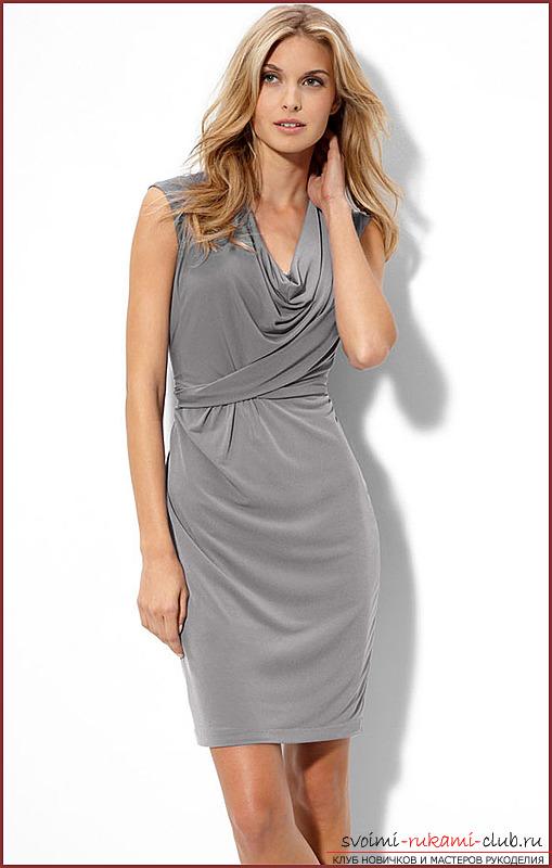 Домашнее платье своими руками без выкройки фото 790