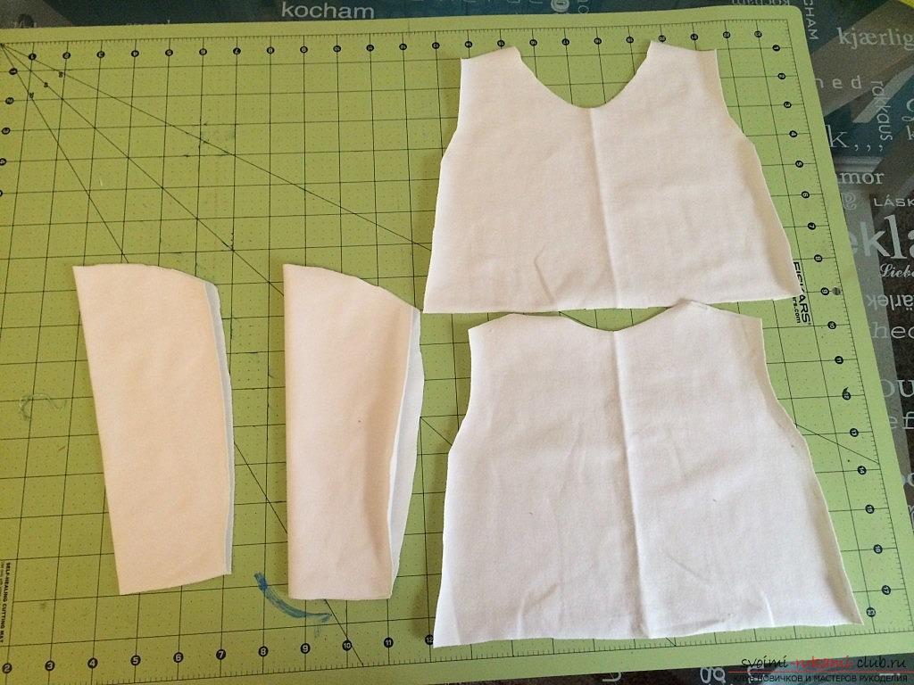 Платье расклешенное своими руками