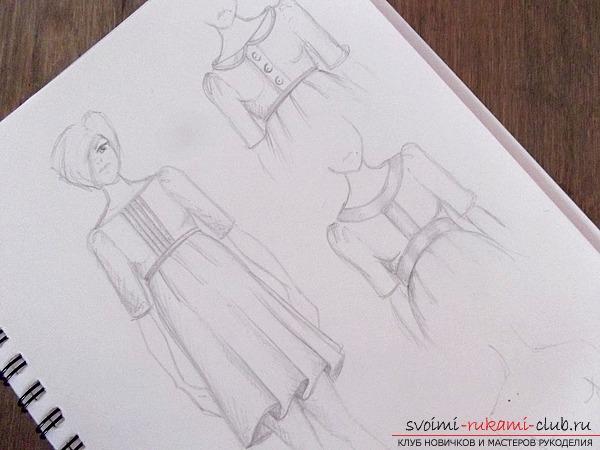 выкройки юбок и платьев из трикотажа: