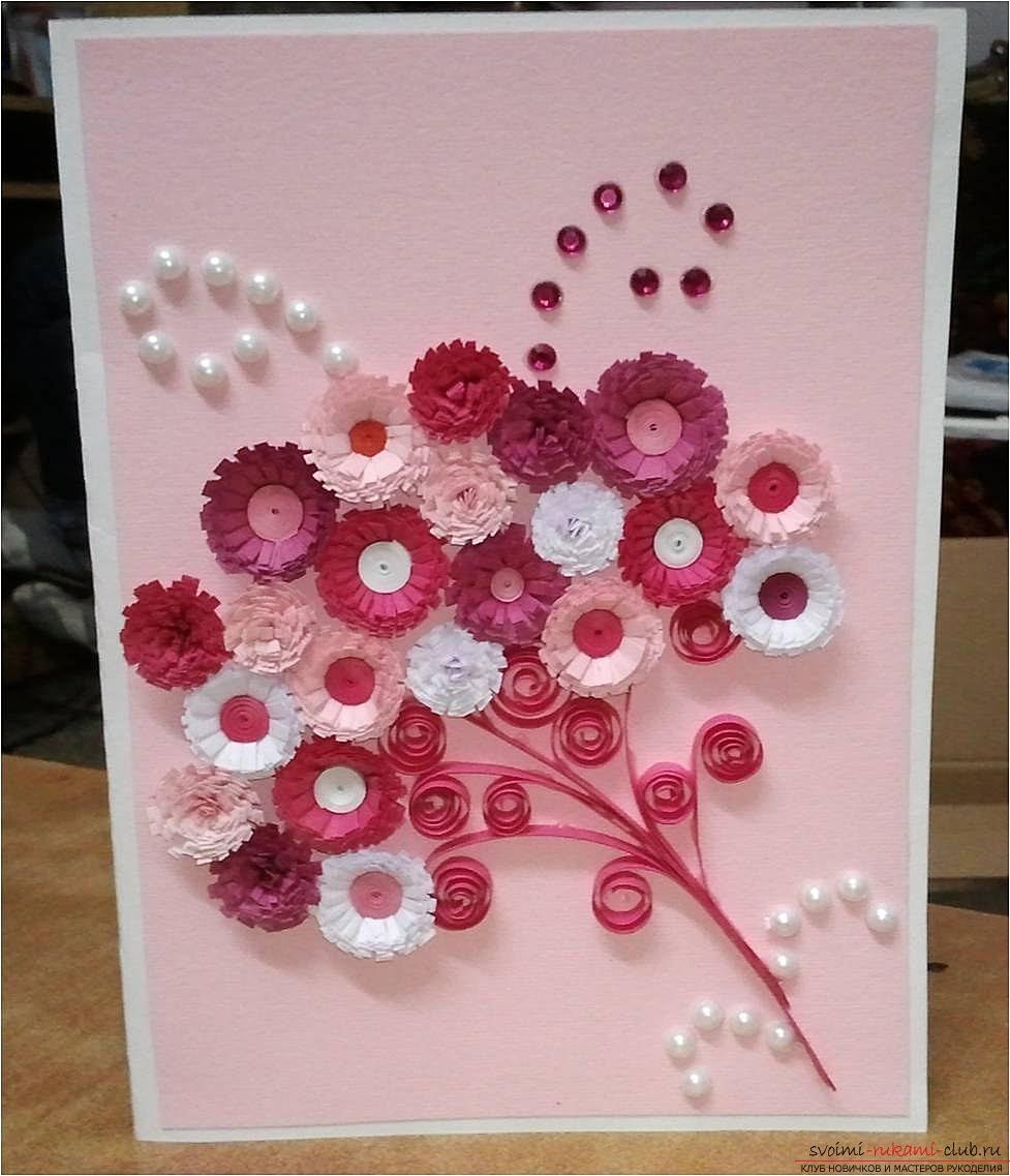 Поделки цветов из бумаги своими руками фото