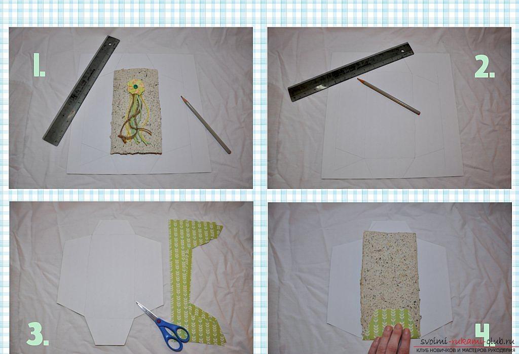 Красивые и легкие поделки из картона