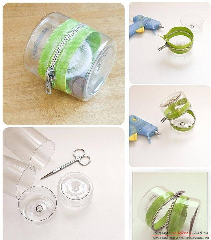 Рукоделие своими руками пластиковыми бутылками