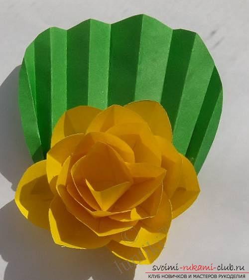 Как сделать поделку своими руками цветы