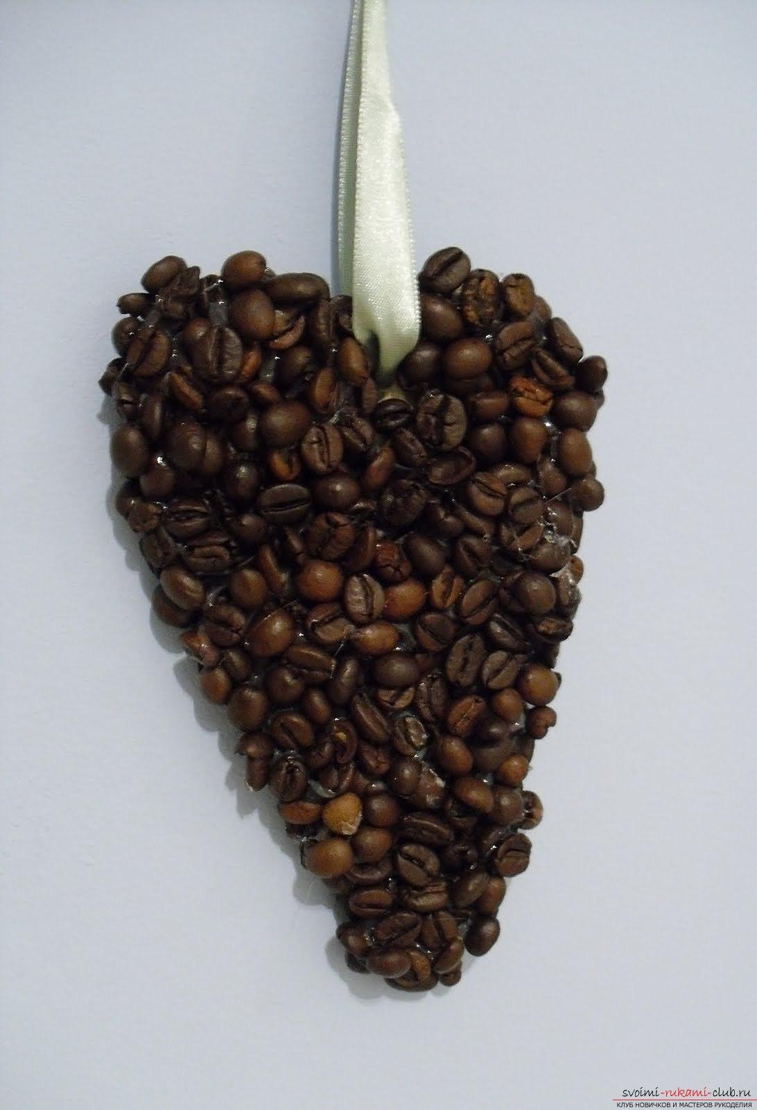 Кофейные поделки своими руками фото