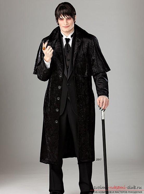 Мужское пальто своим руками
