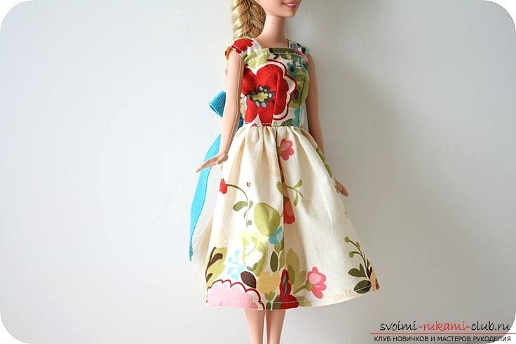 Как сделать летнее платье фото 116