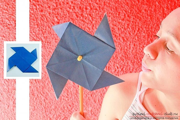Необычные оригами из бумаги своими руками 78