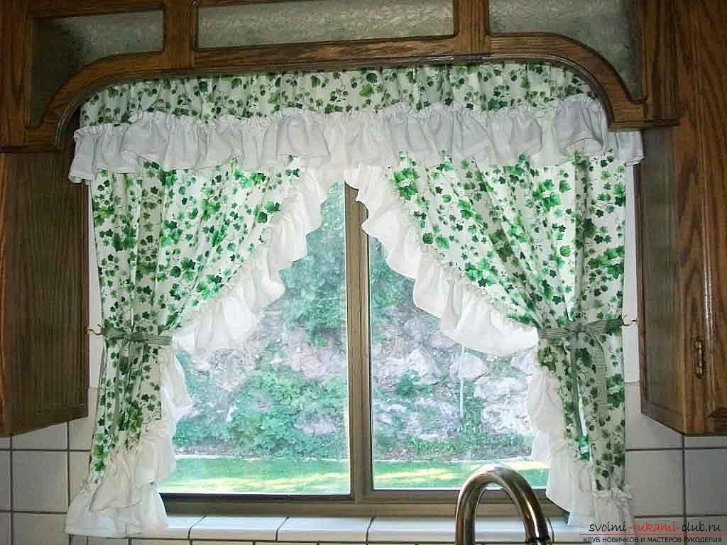Как сшить шторы на люверсах - мастер класс своими руками: фото 55