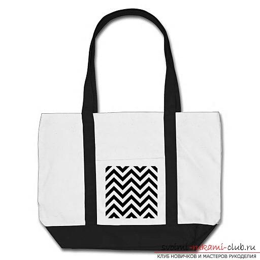 Простейшая сумка своими руками