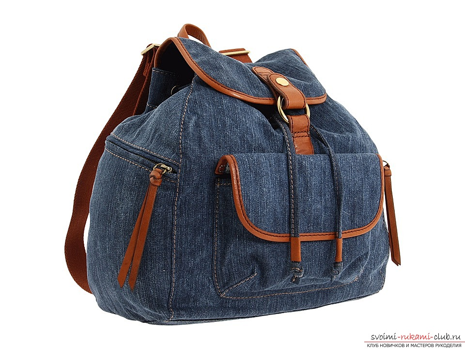 Рюкзак своими руками фото и выкройки