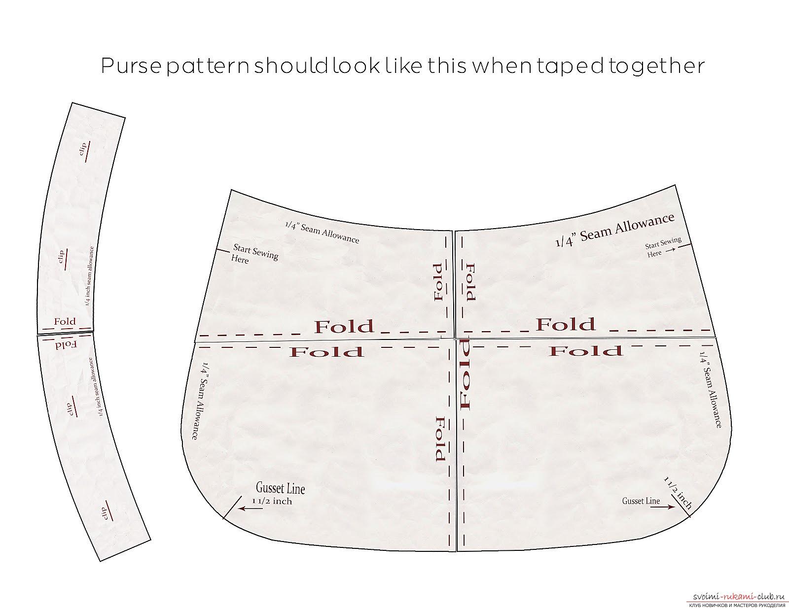 Сумки из джинса выкройки спортивной сумки - Как из ткани сшить сумки своими руками