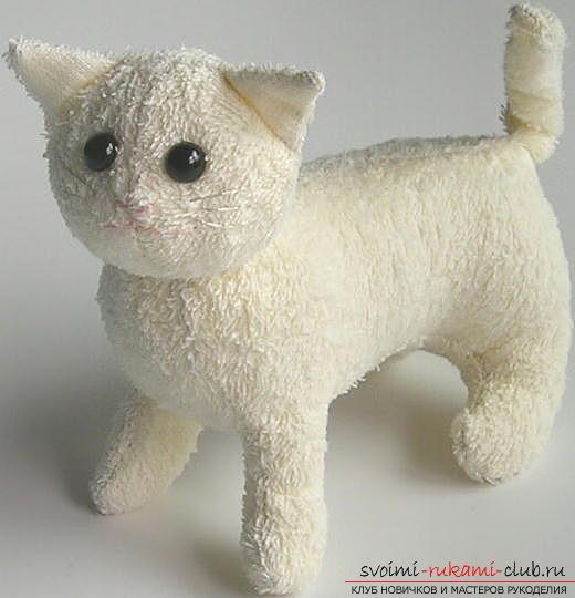 Игрушка для кота сделать
