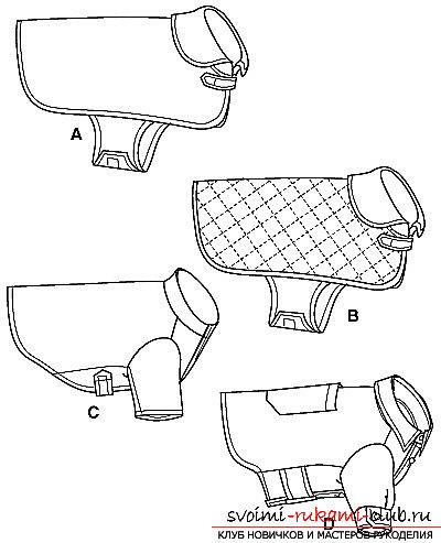 Выкройка комбинезон для новорожденного своими руками