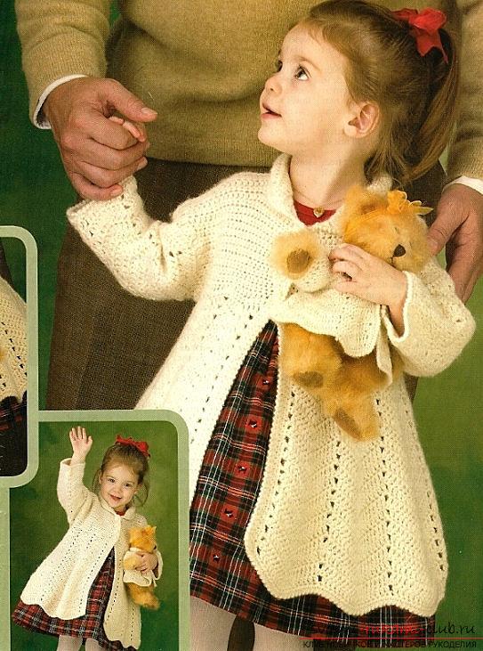 Выкройка пальто для девочки - вот отличный шанс привлечь подрастающее поколение к кройке и шитью 18 фотографий