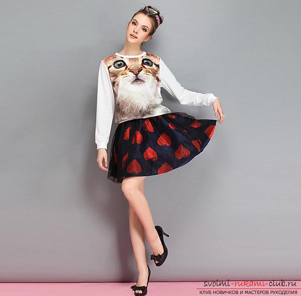 Выкройки юбок полусолнце - совершенствуемся и шьем сами красивые и яркие модели 20 фотографий