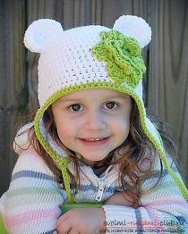 Своими руками делаем отличные выкройки детской шапочки на зиму